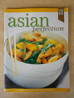 Asian Perfection~The Hinkler Kitchen~Cookbook~ Recipes~80pp P/B~2004