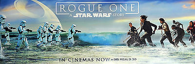Star Wars Rogue One Original Small Film Movie Poster