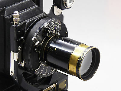 DALLMEYER ADON JUNIOR #2 TELEPHOTO ADAPTER 2X fits KODAK 3A SPECIALS