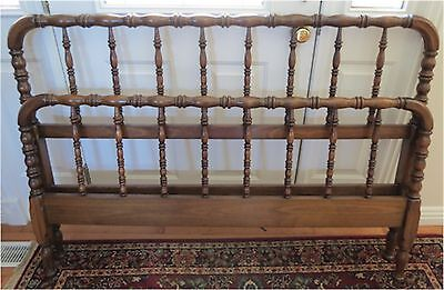 Antique Jenny Lind Full Size Bed Very Nice Condition & Finish