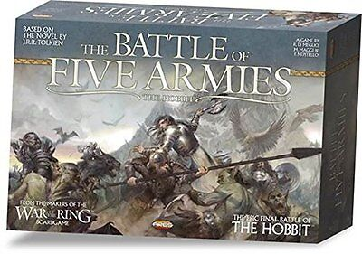 The Battle of Five Armies Board Game - (New)
