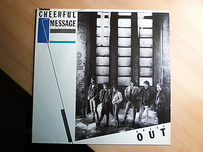 "12"" LP - Xian - Cheerful Message - Break out - LORD 33562 (10 Songs)"