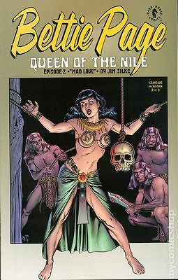 Bettie Page Queen of the Nile (1999) #2 FN+ 6.5