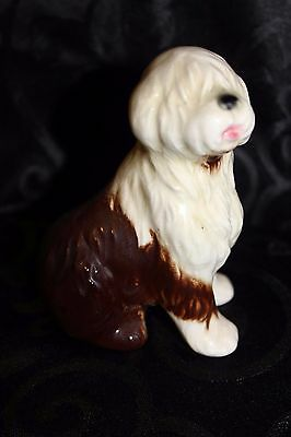 Old English Sheepdog Figurine Goebel W. Germany