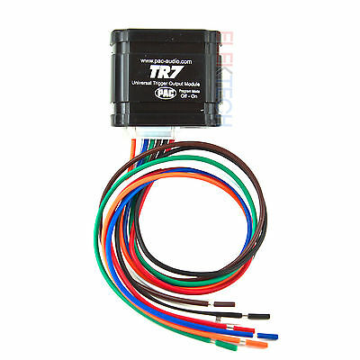 PAC TR7 Universal Video Bypass Trigger Module for Alpine Fits Pioneer & Clarion