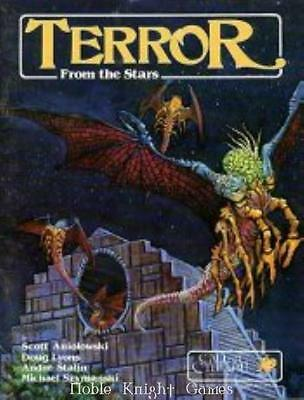 Chaosium Call of Cthulhu Terror from the Stars SC Fair+
