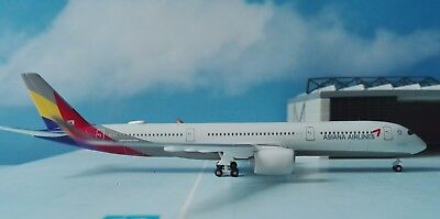 Herpa Wings 1:500  529983  Asiana Airlines Airbus A350-900 XWB - HL8078 *