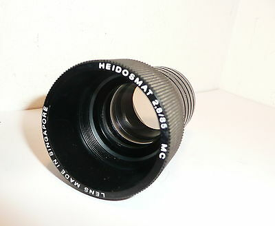 ROLLEI HEIDOSMAT 85mm F2.8 MC PROJECTOR PROJECTION LENS