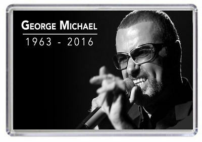 George Michael wham Fridge Magnet 02