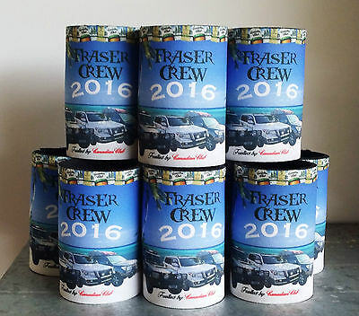 BUCKS NIGHT - STUBBY HOLDERS available in qty 10/25/50 - Your design or ours