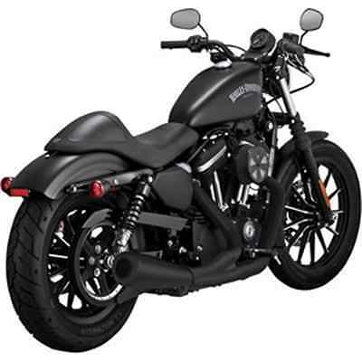 Vance & Hines Upsweep 2:1 Exhaust System - Black 47624 HARLEY-DAVIDSON®