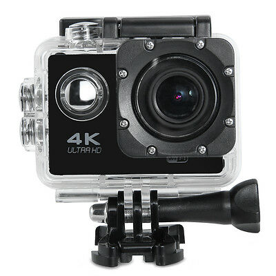 "4K 16MP 2"" FHD 1080P ActionCam Sport Kamera DV Helmkamera Video Wasserdicht WIFI"