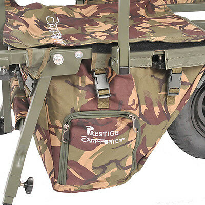 NEW Prestige Carp Porter MK2 DPM Camo Under Barrow Bag - MK2BDPM
