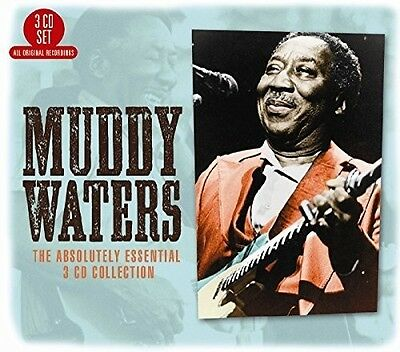 Muddy Waters - Absolutely Essential 3 CD Collection [New CD] UK - Import