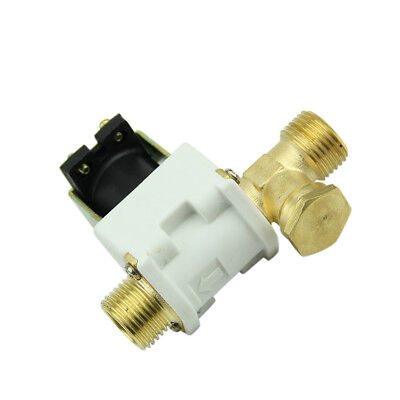 """1/2"""" Electric Solenoid Valve For Water Air N/C Normally Closed DC 12V New Sell"""