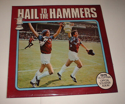 1975 THE FA CUP FINAL WEST HAM UNITED v FULHAM QP17/75 COMMENTARY HAIL HAMMERS