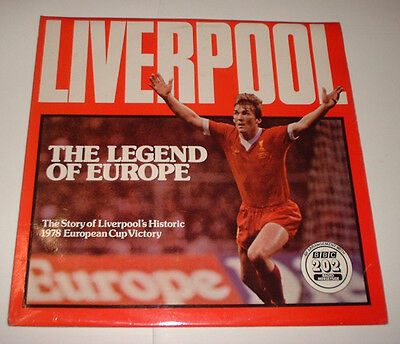 1978 THE EUROPEAN CUP FINAL LIVERPOOL v Bruges + road to final QP 27/28 BBC