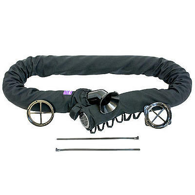 The Noggle 8 foot Rear Facing Child Comfort System - Black Ice