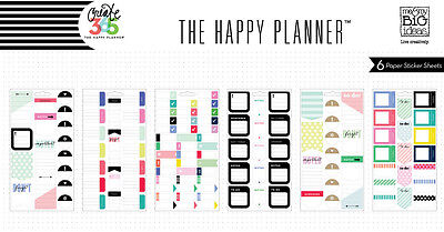 Me & My Big Ideas Create 365 The Happy Planner Don't Forget Stickers PPS-54