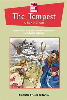 The Tempest: Big Book (Inclusive Readers) [Illustrated] - Paperback NEW Walker,