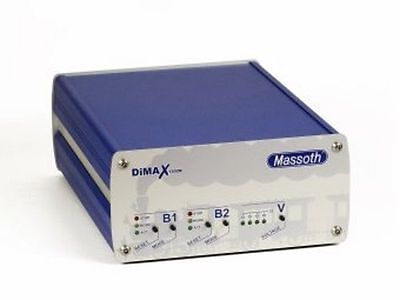 Massoth 8137501 DiMAX 1202B Digitalbooster  Neuware