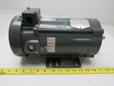Baldor CDP3443 3/4 HP 2500RPM 90VDC Electric Motor