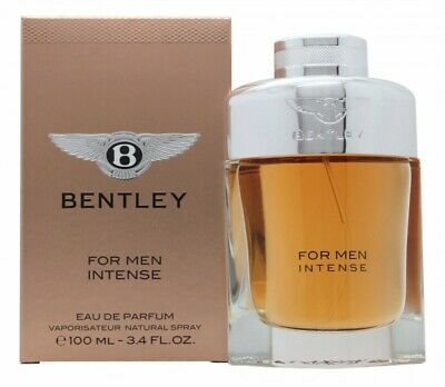 Bentley Intense For Men Eau De Parfum Edp 100Ml Spray - Men's For Him. New