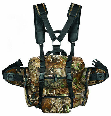 Allen Realtree AP Camo Pathfinder Fanny Pack with Shoulder Straps NEW- #19180B