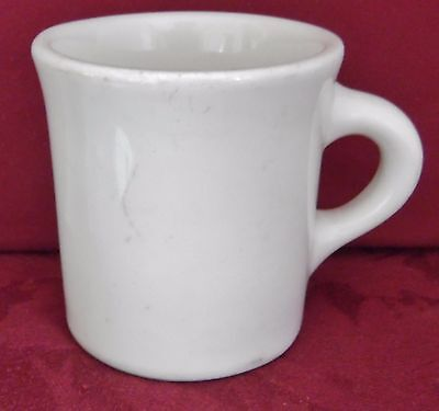 Homer Laughlin Best China USA GM Restaurant Ware Coffee Mug Cup Shaving Mug VGC
