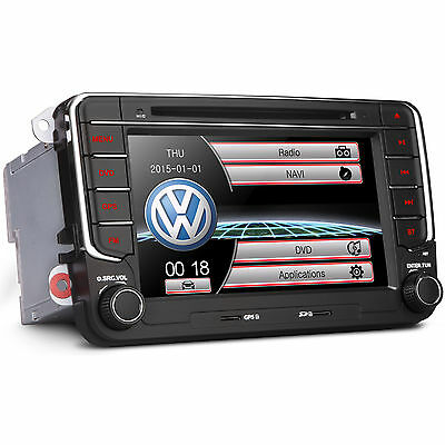 Style RNS 510 voiture GPS DVD CD VW SEAT SKODA golf,passat,touran,polo,sharan