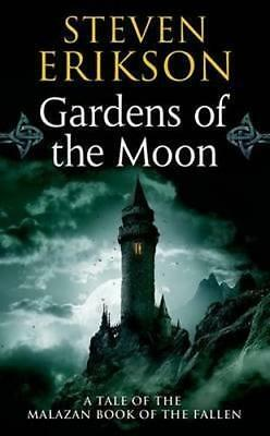 NEW Gardens of the Moon By Steven Erikson Paperback Free Shipping
