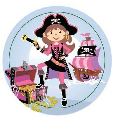 Wholesale Job Lot 324 Pink Pirate Maze Puzzles *Boys *Girls *Kids *Party bag
