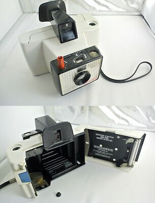 (Prl) Polaroid Land Camera Swinger Model 20 Spare Part Pezzi Ricambio As It Is