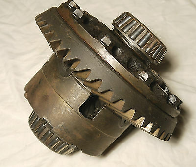 (Prl) Jaguar Differenziale Cuscinetti Auto Differential Conical Roller Bearing