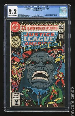 Justice League of America (1960 1st Series) #184 CGC 9.2 (1334070013)