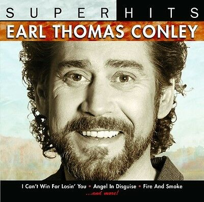 Earl Thomas Conley - Super Hits [New CD]