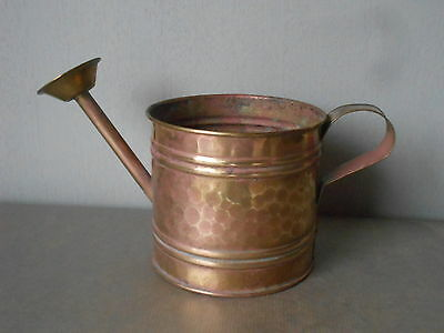 FRENCH Vintage brass WATERING CAN