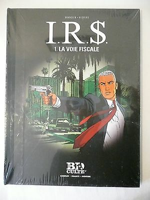 * BD * I.R.S. /IRS : 1. LA VOIE FISCALE * Complot - Aventure / Neuf blister