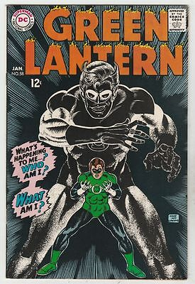 Green Lantern #58 strict NM/NM- 9.2  High-Grade  Appear- Guardians of the Galaxy