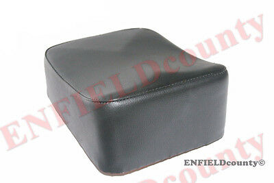 New Faux Leather Vespa Rear Pillion Passenger Seat Vla Vlb Vnc Vbc Vgl Px @cad