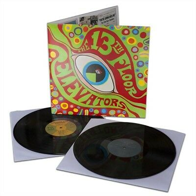 The Psychedelic Sounds Of The 13th Floor Elevators, Vinyl, 0803415181117