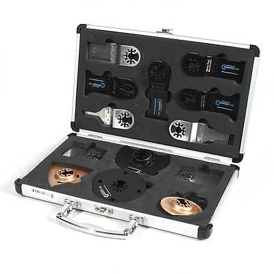 Master Accessory Kit With Custom Aluminum Case For Dremel Multi-Max - DBMASTER