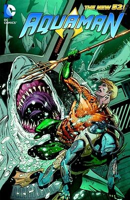 Aquaman Volume 5: Sea of Storms TP (New 52) (Paperback), Pelletie. 9781401254407