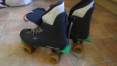 Size 7 VENTRO PRO ROLLERSKATES USED CONDITION
