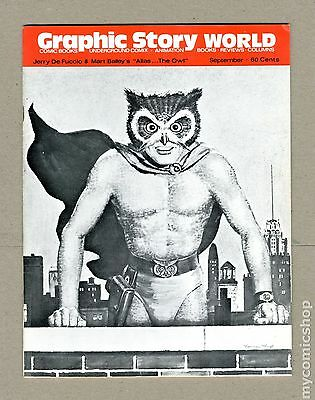 Graphic Story World (1971) #7 FN 6.0