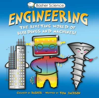 Basher Science: Engineering: Machines and Buildings (Paperback), ...