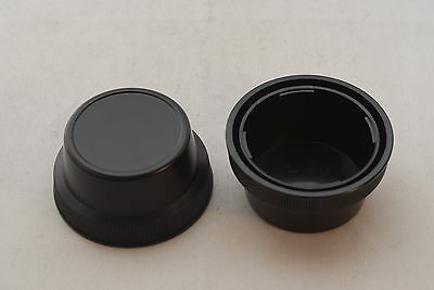 2 x Rear Lens Cap for Contax G Wide Anger 28/21/16mm