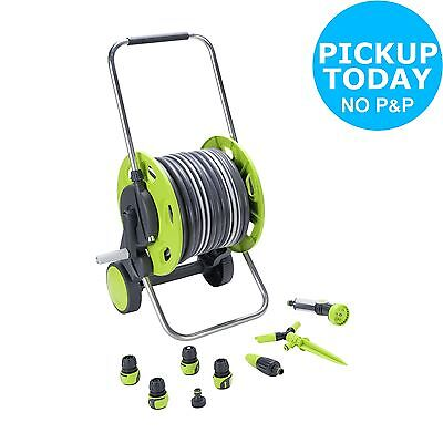 Assembled Hose Cart - 50m. From the Official Argos Shop on ebay