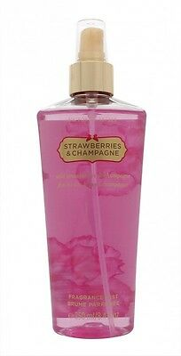 Victorias Secret Strawberries And Champagne Fragrance Mist 250Ml - Women's. New