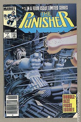 Punisher (1986 1st Series) Canadian Edition #1 VG 4.0